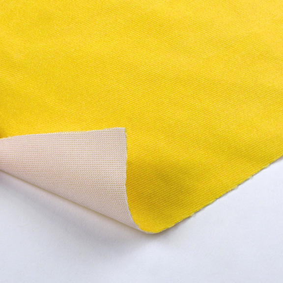 SUPER BOWL XLVI POLYTESTER  Our softest fabric, salvaged from Lucas Oil Stadium and the Convention Center. We use this pliable fabric for interior pockets and pouches.