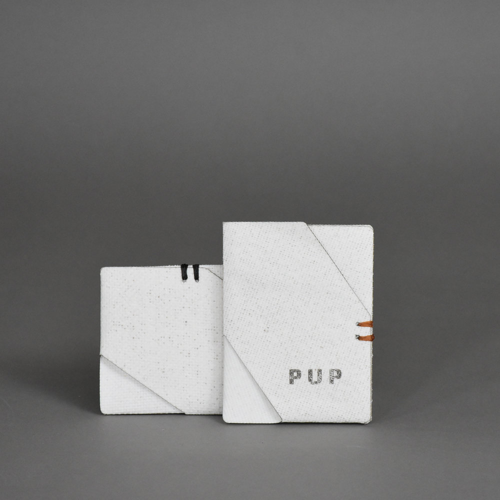 OFFICER - No-Fold Wallet Variants - Thread Color: Black/Burnt Orange/Maroon/Aqua