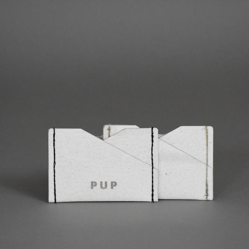 CADET - Card Holder Variants - Thread Color:Black/Gray/Hot Pink