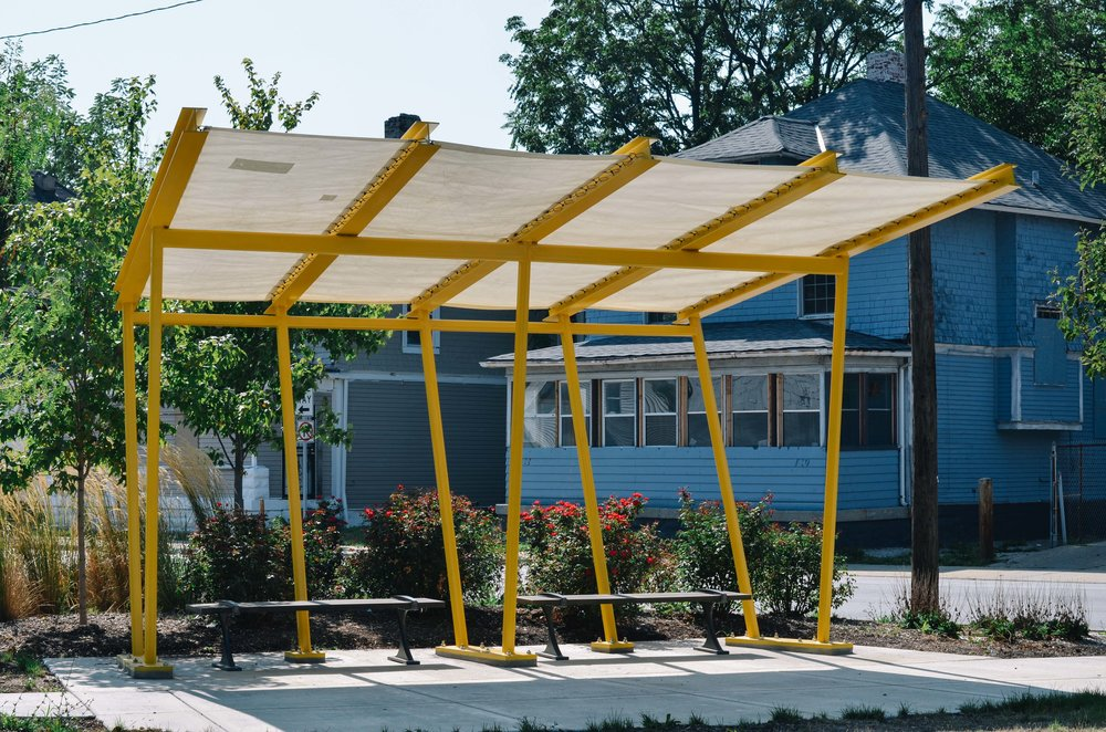 highland vicinity shade structure -