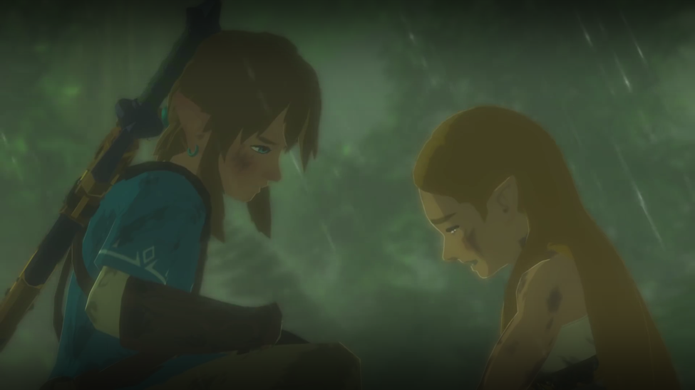 breath of the wild trailer emotion