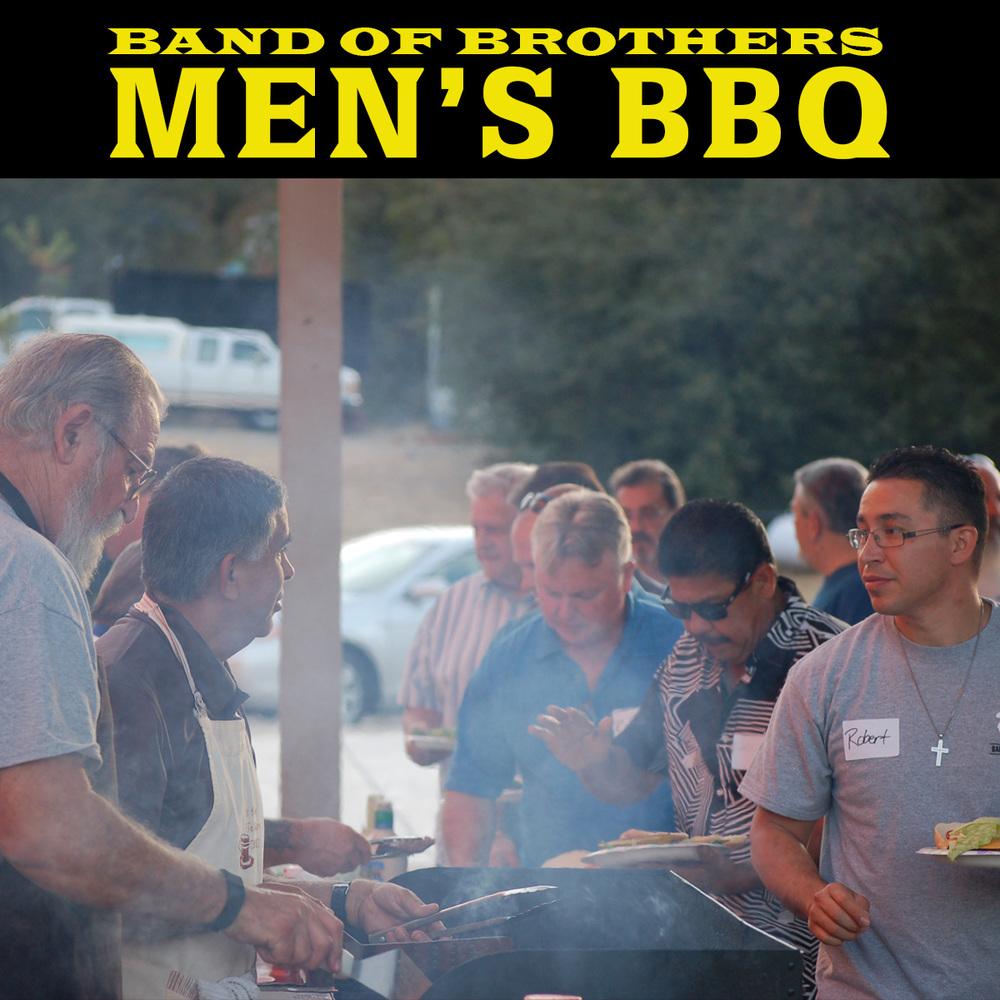 Men's BBQ pictures