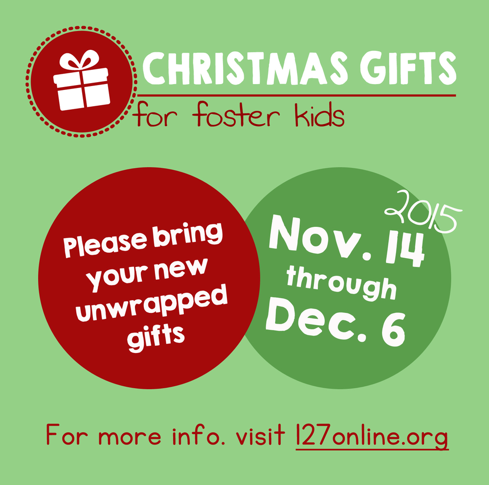 Foster Kid's Christmas 127