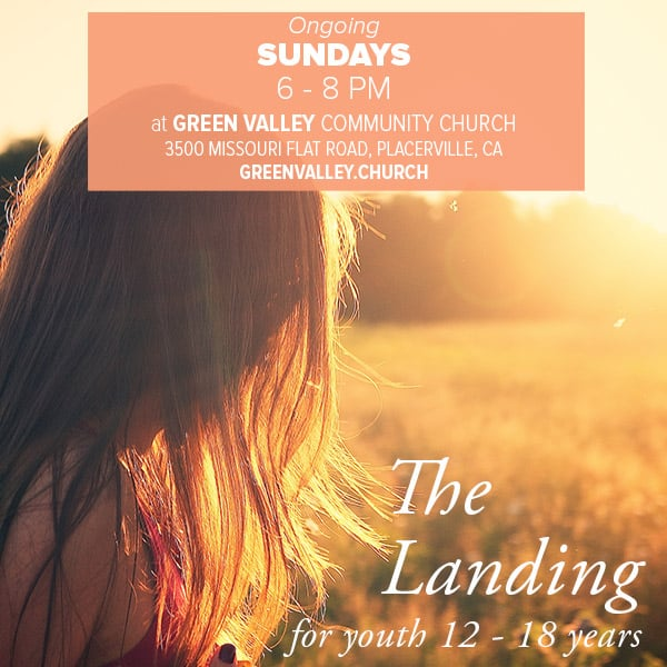 The Landing Sundays at 6 PM