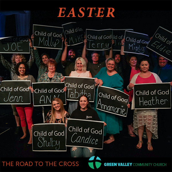 Easter Child of God Video