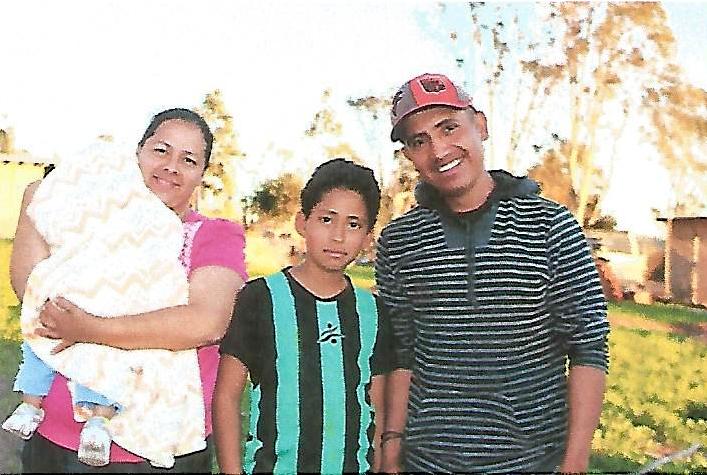 Lara Arrlano Family