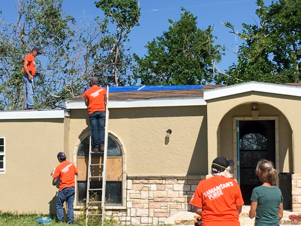 Samaritan's Purse Hurricane Harvey