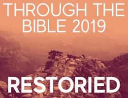 ReStoried Bible Study