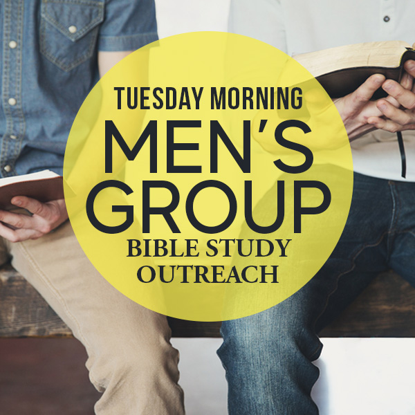 Tuesday Morning Men's Group