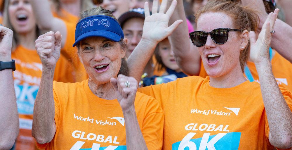 Run/Walk for Clean Water    GLOBAL 6K     Register