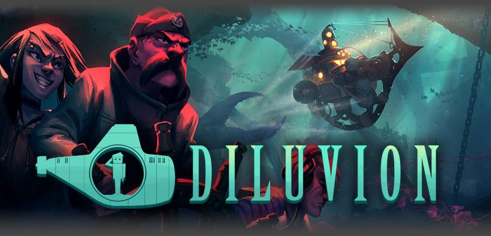 Click to go to Diluvion's Steam store page!