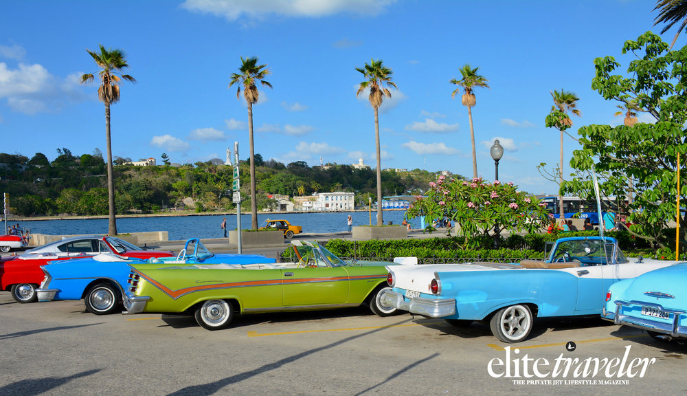 Guide to Havana - My four page guide to the best in Cuba's capital for Elite Traveler magazine.(Elite — April 2017)