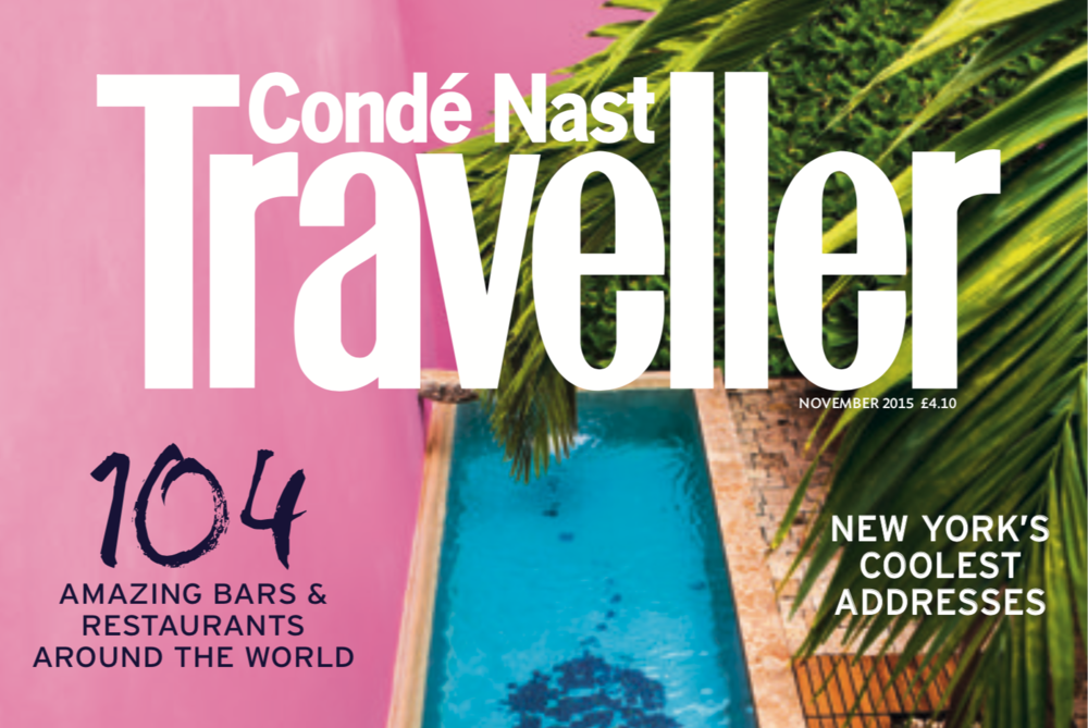 Hot NYC Hotels - My feature on the ten best — new, hot — hotels in New York City for the UK edition of Condé Nast Traveller.(CNT UK — November 2015)