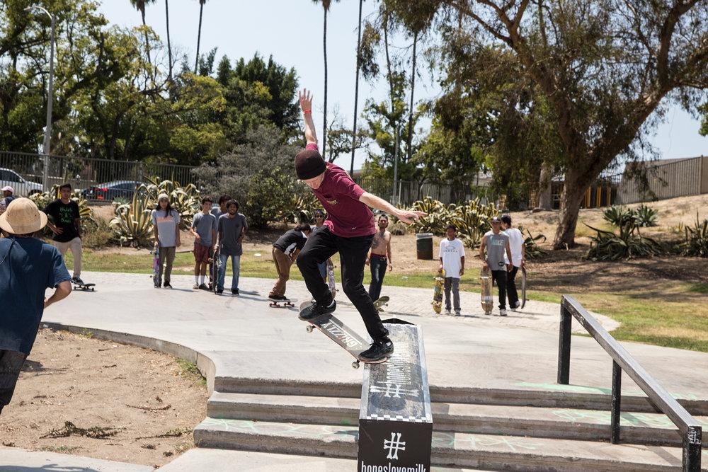 LaFayette Skatepark - Mid Wi, California