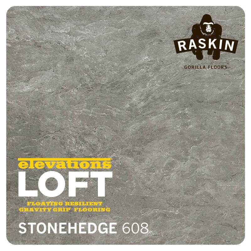 Stonehedge Apartments: Raskin Gorilla Floors