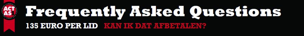 Natuurlijk, want ACT as ONE wil iedereen de kans geven om owner te worden en daarom is er een afbetalingsplan voozien. Betaal elke maand een stukje en wanneer het bedrag voldaan is, ben jij ook volwaardig owner, met stemrecht in de Algemene Vergadering. Een mooi vooruitzicht, voor jou, voor ACT as ONE en, op een dag, ook voor de club.