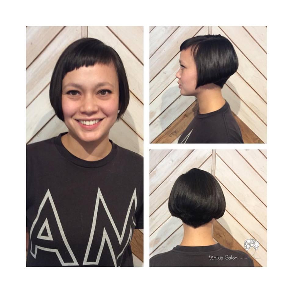 what would i look like if i cut my hair