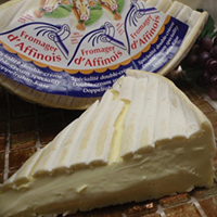 Brie, Fromage d'Affinois 1 Mo. France