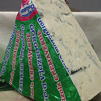 Gorgonzola Dolce Cow, 2 Mts. Italy (DOP)