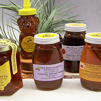 Ohio Honey Company assorted sizes/flavors