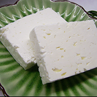 Feta, Greek Raw Ewe/Goat, 3 Mo. Greece (PDO)