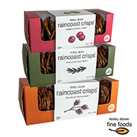 Raincoast Crisps 6 oz box
