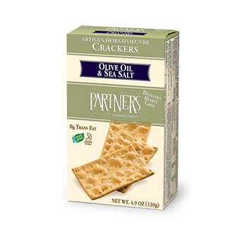 Partners Crackers 5 oz box