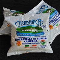 Mozzarella Di Bufala  Buffalo Italy