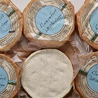 Camembert  Cow/Goat/Ewe, 2 Wks Italy