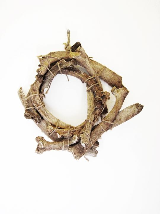 Bone Wreath