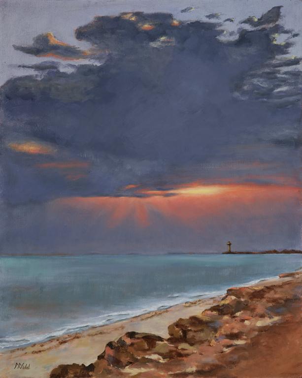 Dramatic Sunset - RT