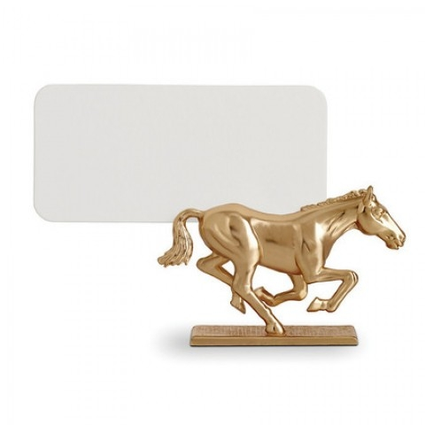 Horse Gold Placecard Holders s/6 $235.00