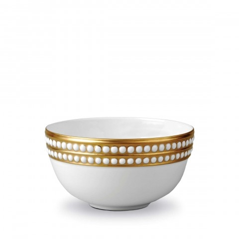 Perlee Gold Cereal Bowl $224.00
