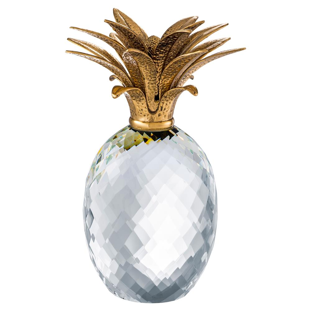 Pineapple Crystal Sculpture $765.00