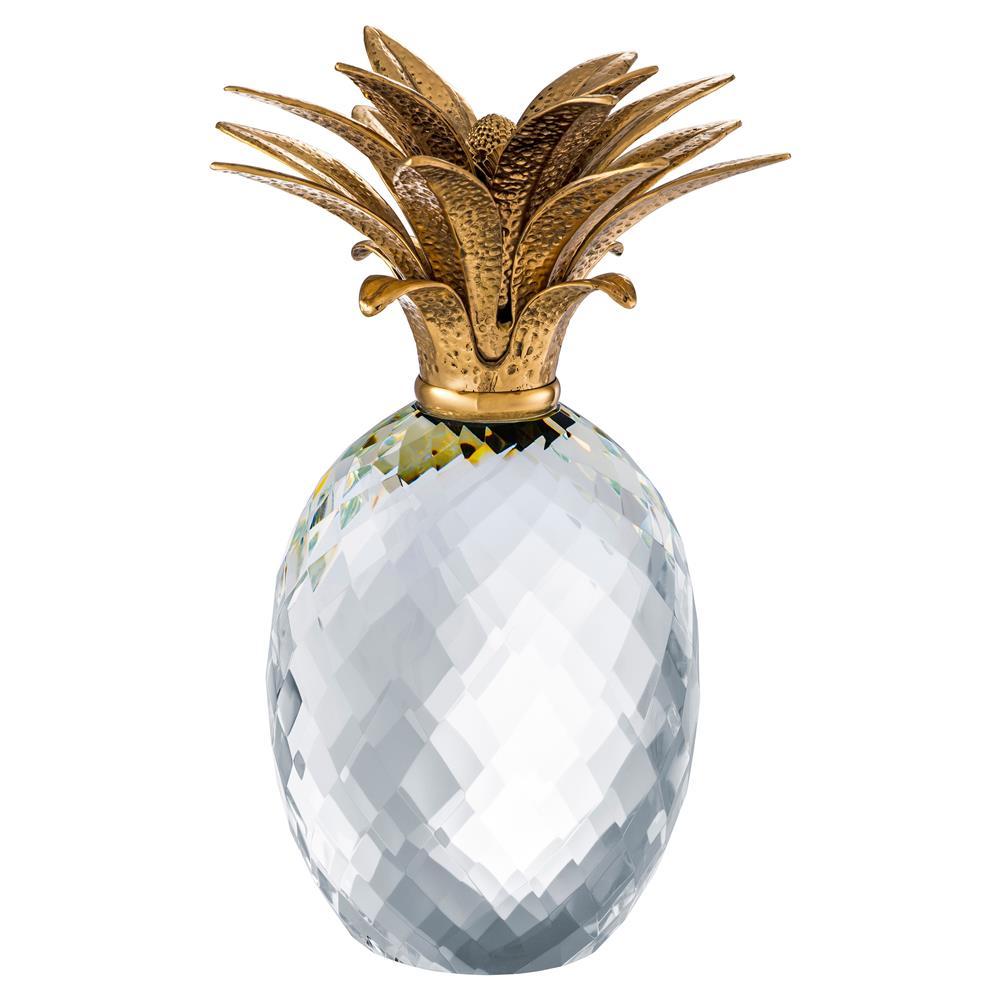 Pineapple Crystal Sculpture $900.00