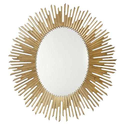 Oriana Sunburst Mirror $1,211.00