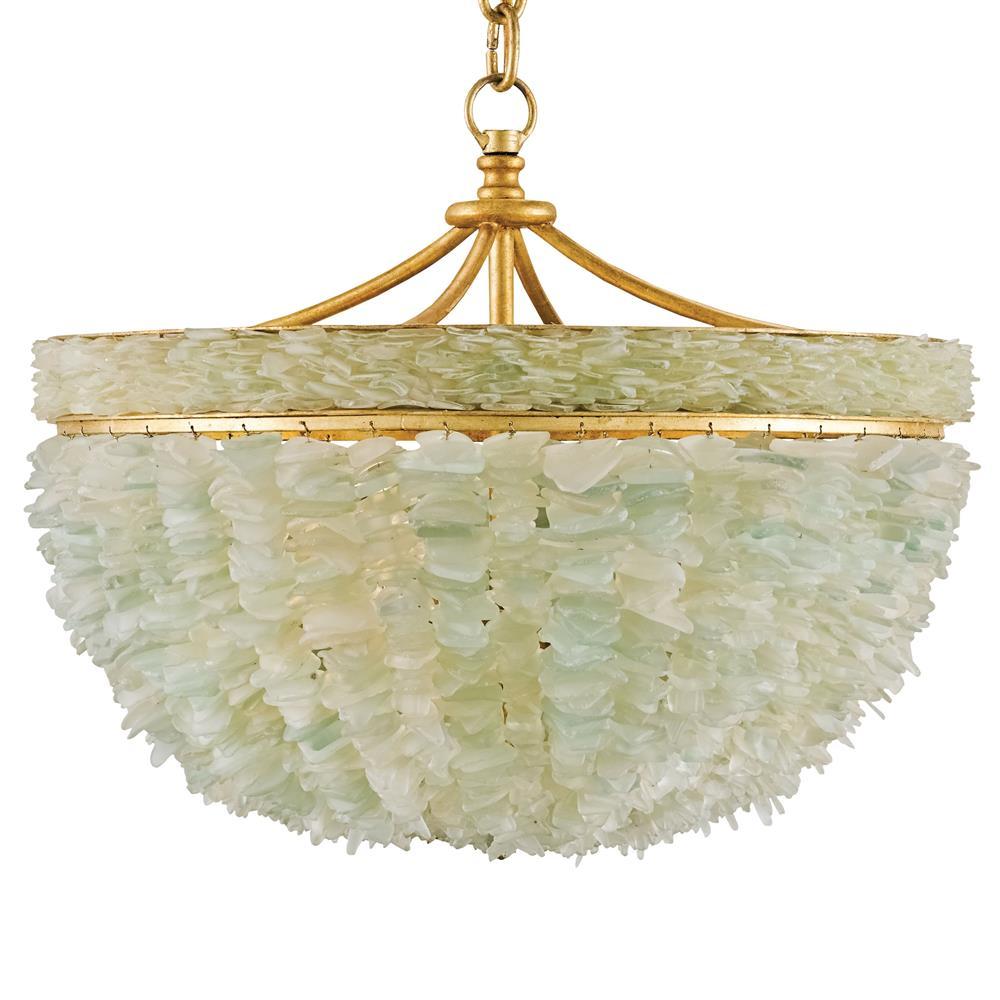 Mira Sea glass Chandelier $2,870.00