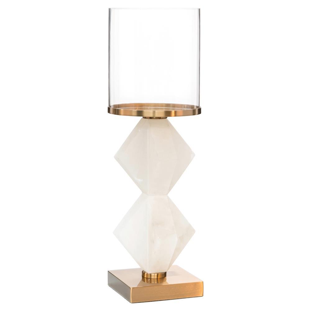 Penelope Alabaster Candlestick $598.00
