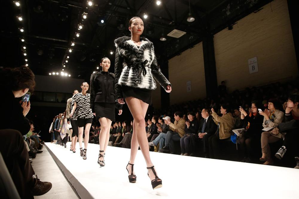 Catwalk Fashion Shows The World Is Your Runway