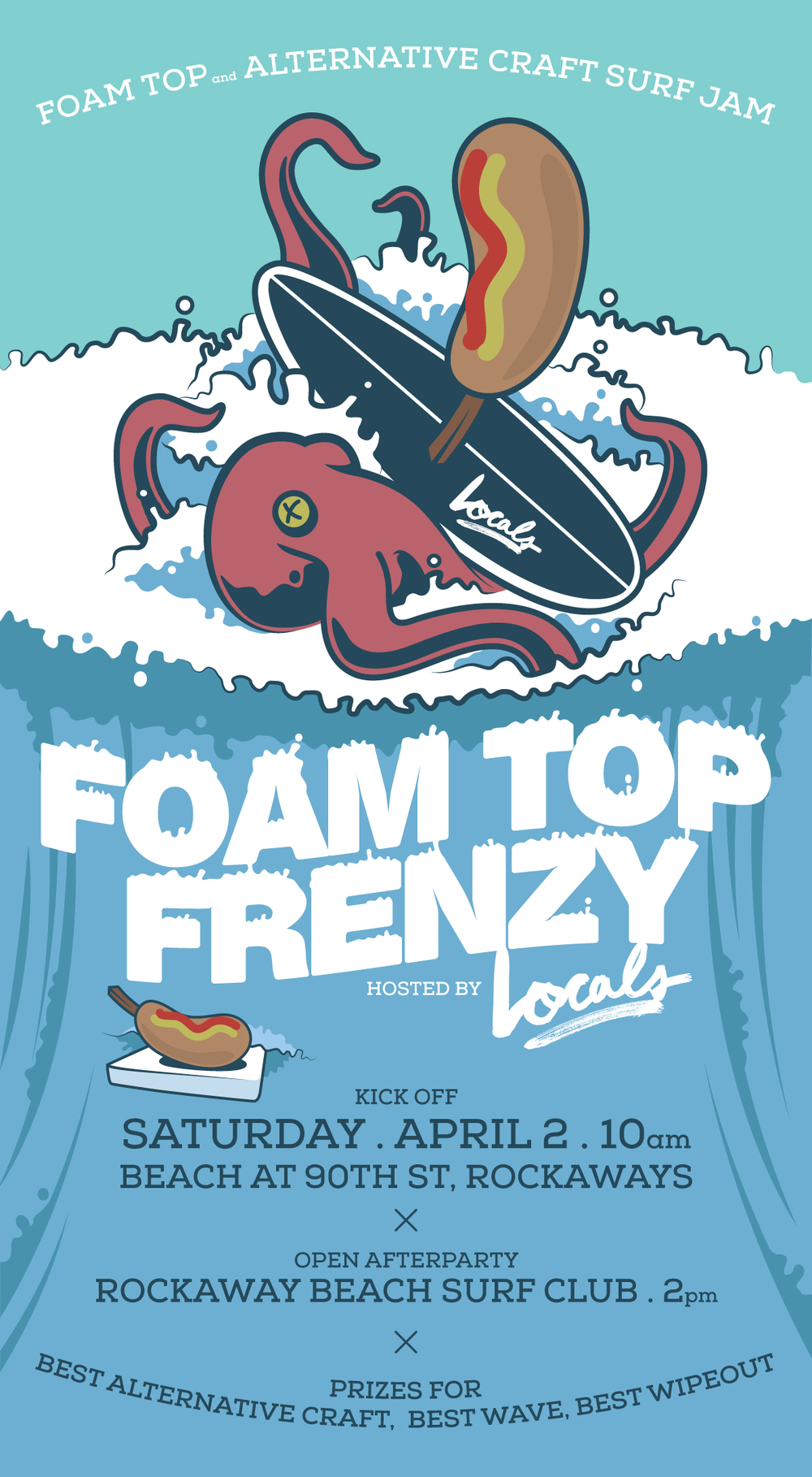rbsc locals party foam top