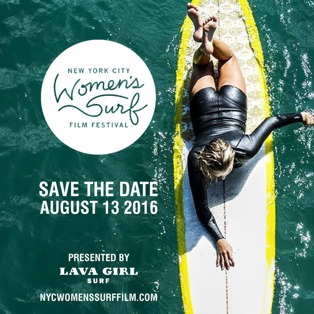 New York Women's Surf Film Festival 2016