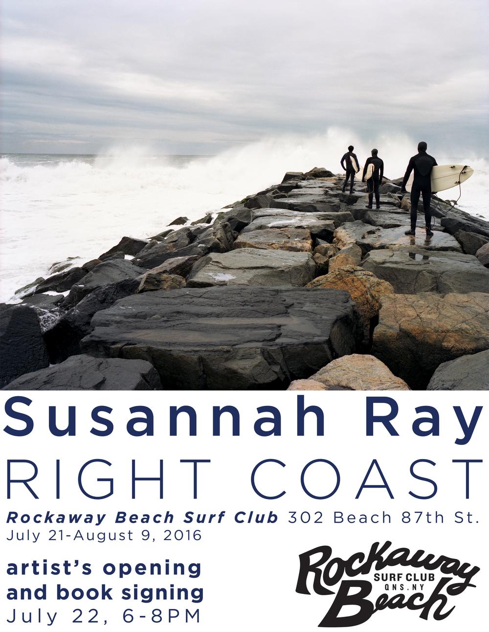 sussanah ray rockaway beach surf club
