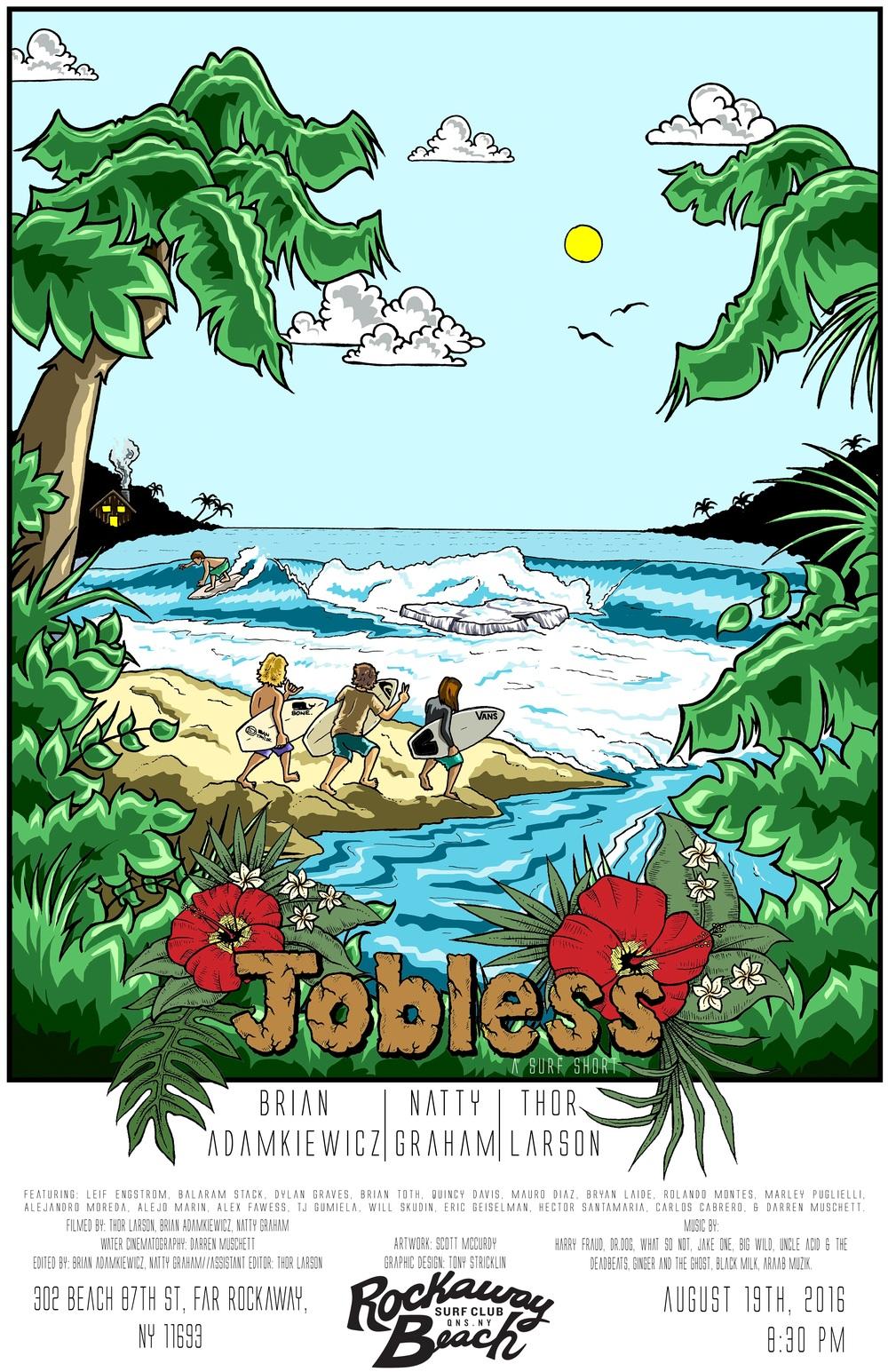 jobless rockaway beach surf club