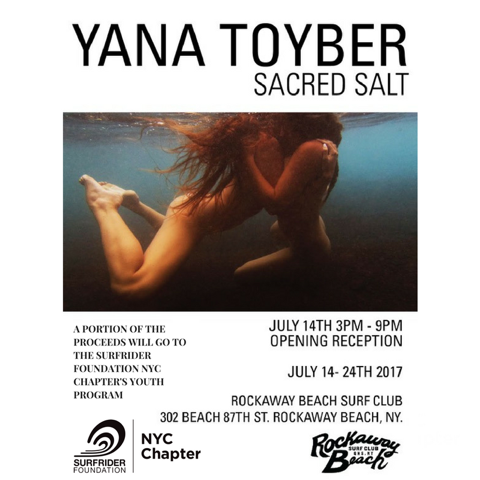 yana toyber rockaway beach surf club