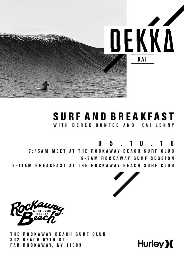 rockaway beach surf club hurley surf