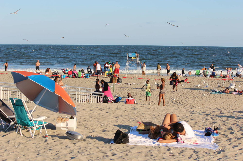 HOW TO HAVE THE PERFECT ROCKAWAY BEACH DAY - Thrillist, June 4th 2018