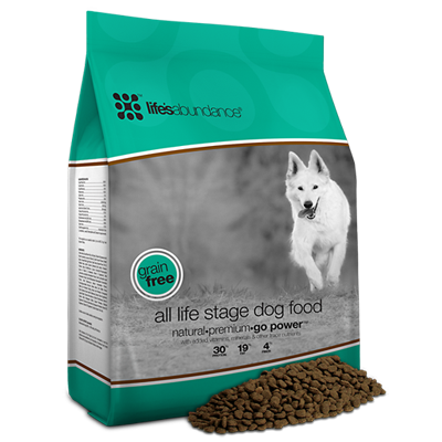 Life's Abundance All Life Stage Dog Food