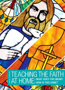 This a new resource from CPH that sheds light on how to teach the faith at home.  Pastor Pautz
