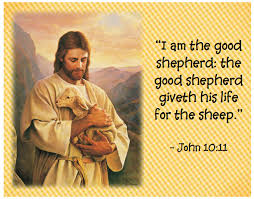 There are many shepherds but there is only one that is good.  Jesus is the Shepherd, the good One.  Jesus is good because He is God.  And Jesus is good, because He lays down His life to give you His Life.  Pastor Pautz