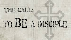 The Call To Be A Disciple.  Luke 5:1-11